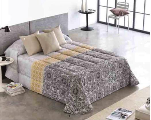 Edredon Conforter Barbadella Miles Amarillo