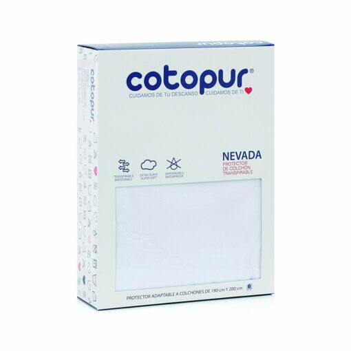 Protector Colchón Cotopur NEVADA