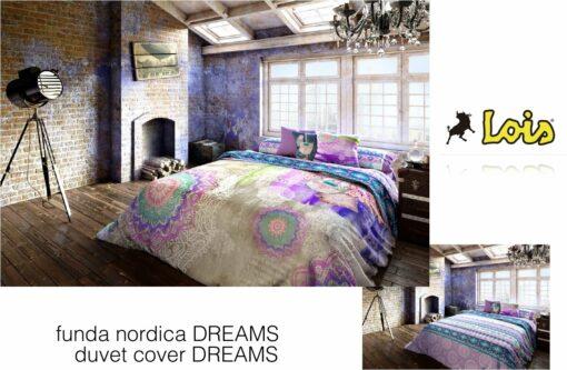 Funda Nórdica Reversible Dreams