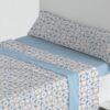 Juego Sábanas Coralina Partum Azul