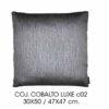Cojín Cobalto C-02