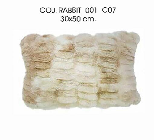 Cojín Rabbit C-07