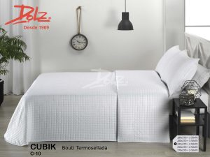 Colcha Bouti Cubik C-10
