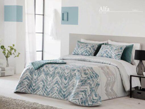 Conforter Jacquard Alfa 2